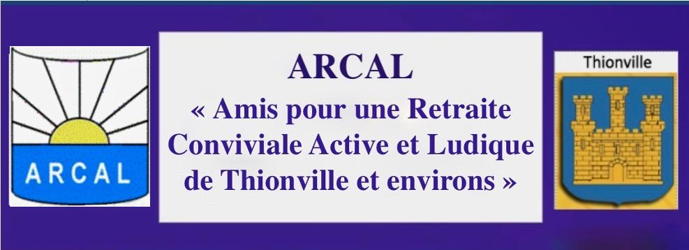 BANDEAU n°5  LOGO ARCAL